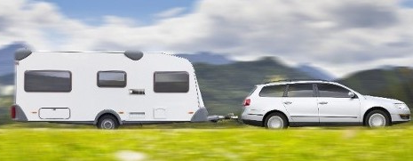 Motorhome with Car - Carbon Monoxide Testing in Weston-super-Mare, Avon