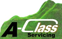 Logo, A Class Servicing - Motorhome Engineer in Weston-super-Mare, Avon